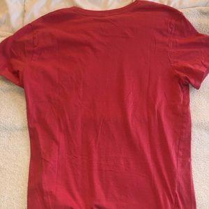 H&M Shirts - H&M Red T Shirt